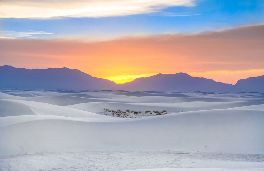 White Sands National Monument - Film Las Cruces