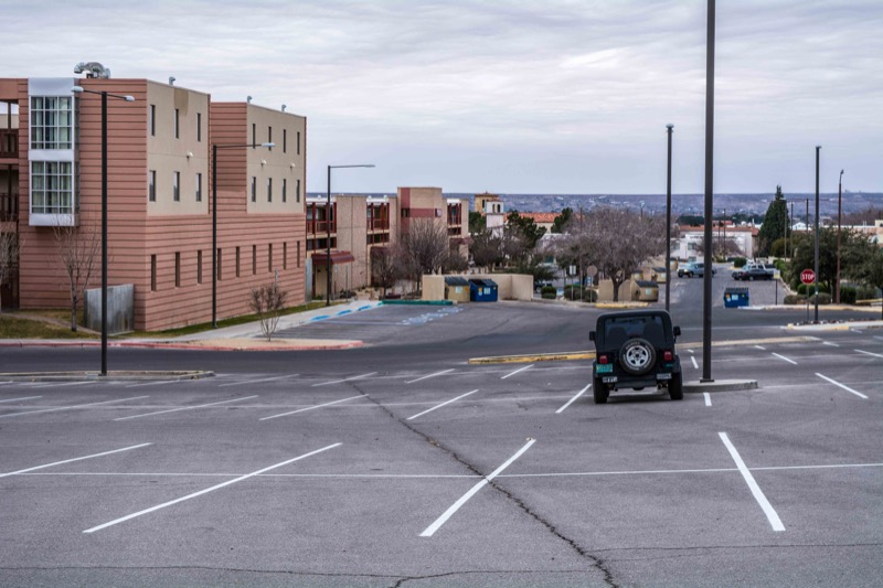 New Mexico State University Main Campus Film Las Cruces