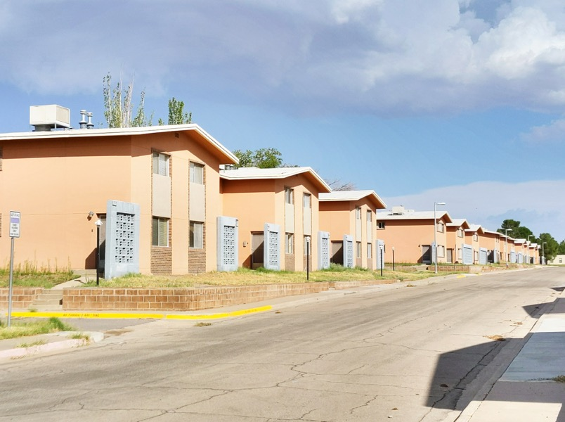 Vacant Student Housing Nmsu Film Las Cruces