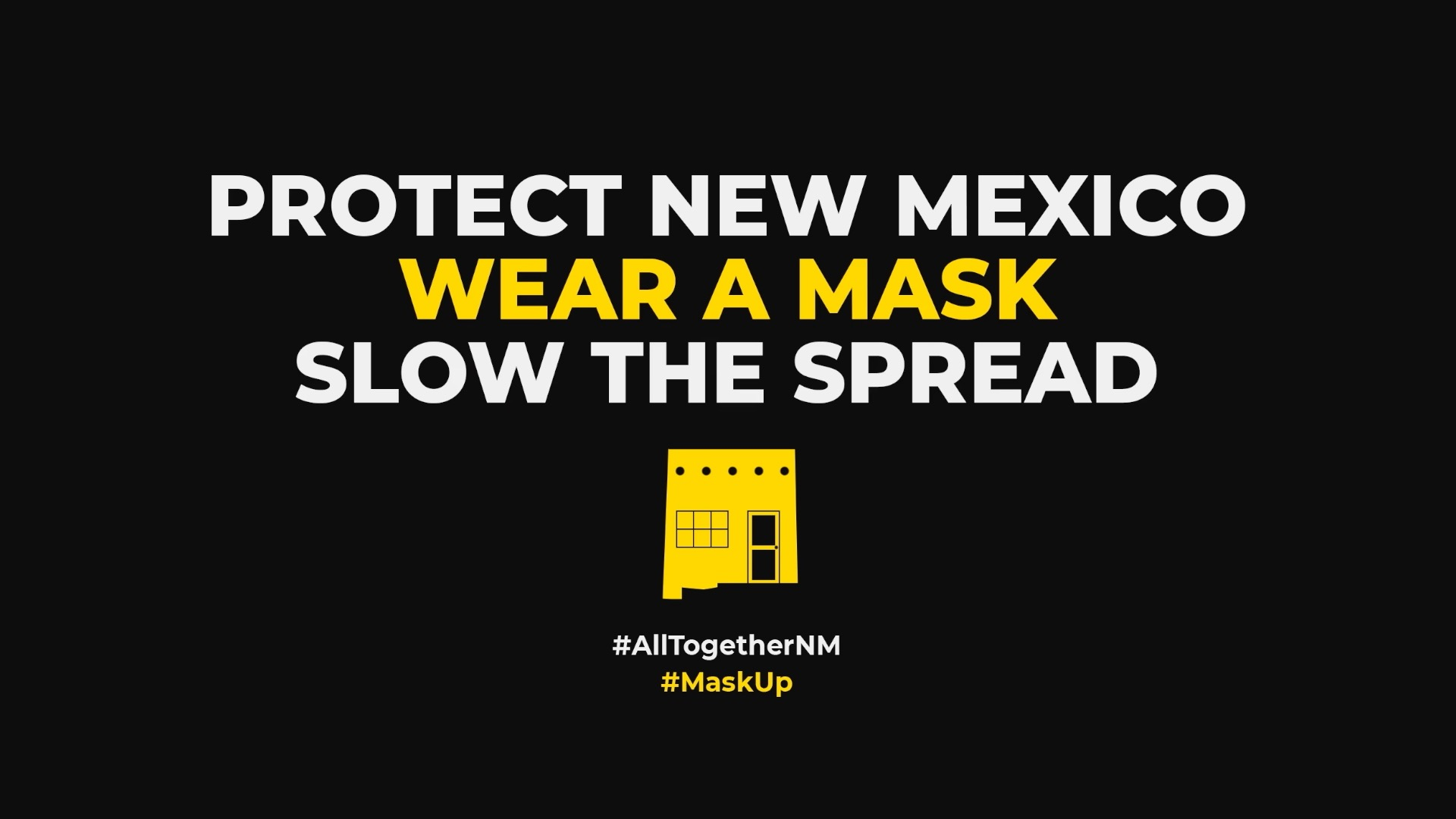 "Las Cruces Area Filmmakers Showcased in New Statewide ""Wear a Mask"" Public Service Announcements"