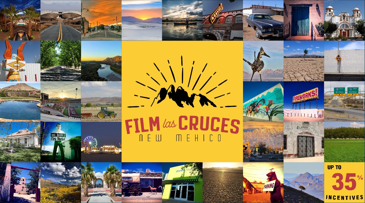 Film and Television Production is Back in New Mexico!